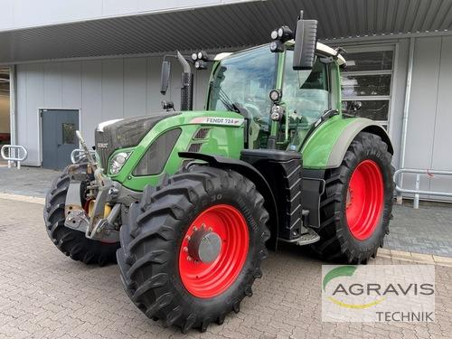 Fendt 724 Vario SCR Profi Year of Build 2013 Olfen