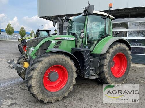 Fendt 720 Vario SCR Profi Έτος κατασκευής 2013 Olfen