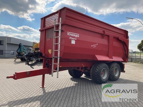 Krampe Big Body 540 Carrier Rok produkcji 2015 Olfen