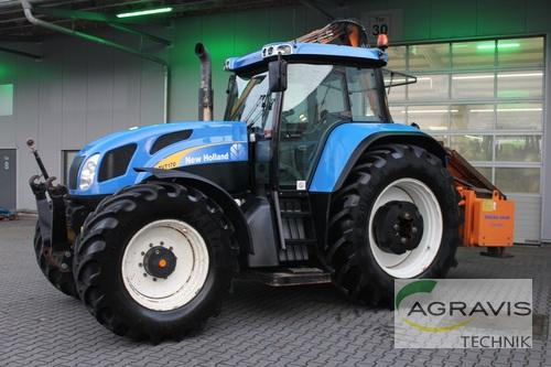 New Holland TVT 170 Baujahr 2006 Olfen
