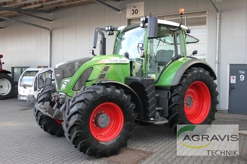 Fendt 724 Vario S4 Profi Plus Year of Build 2017 Olfen