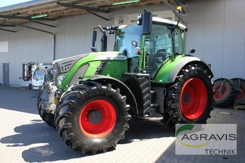 Fendt 720 Vario S4 Profi Plus Год выпуска 2018 Olfen