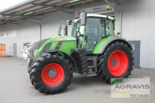 Fendt 724 Vario S4 Profi Plus Year of Build 2019 Olfen