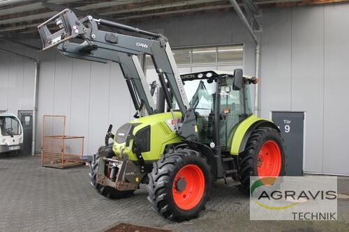 Claas Arion 410 Ladowarka przednia Rok produkcji 2010