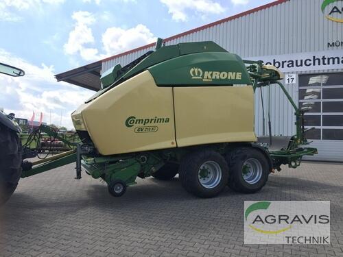 Krone Comprima CV 210 XC Baujahr 2012 Olfen