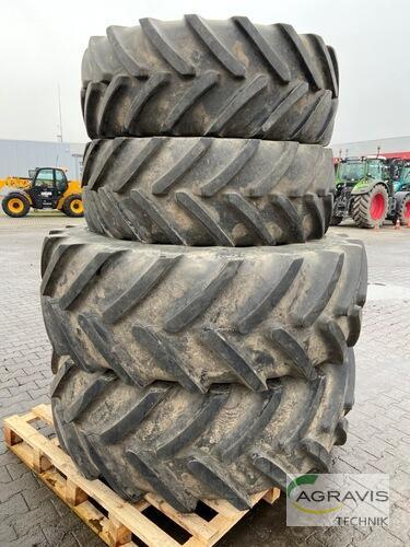 Michelin 580/70 R38 + 480/70 R28