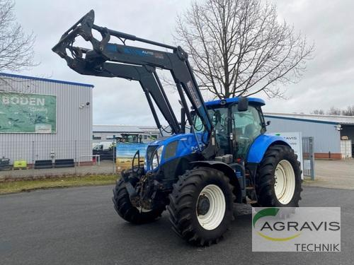 New Holland T 7.200 Auto Command Frontlader Baujahr 2011