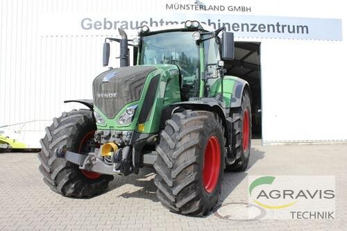 Fendt 824 Vario S4 Profi Årsmodell 2016 4-hjulsdrift