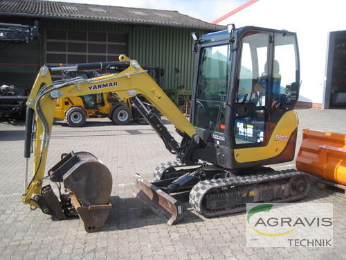 YANMAR Sv 22 Year of Build 2016 Olfen