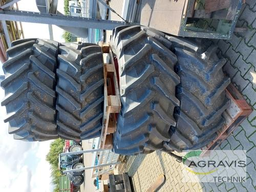 Trelleborg 480/65 R24 + 600/65 R34