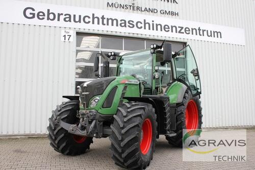 Fendt 724 Vario S4 Profi Plus Anul fabricaţiei 2015 Olfen
