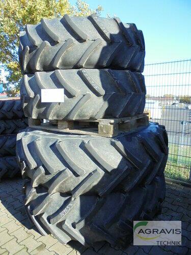 Continental 420/70 R 28 + 460/85 R 38 Olfen