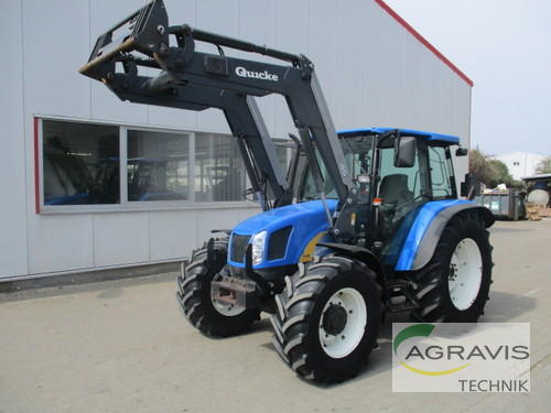 New Holland TL 90 A Frontlader Baujahr 2007