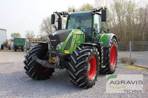 Fendt 720 Vario S4 Profi Plus Year of Build 2018 4WD