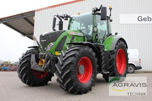 Fendt 724 Vario S4 Profi Plus Baujahr 2018 Allrad
