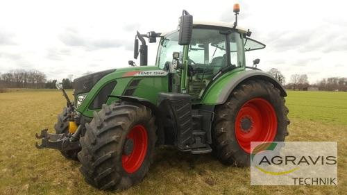 Fendt 724 Vario S4 Profi Plus Год выпуска 2015 Olfen