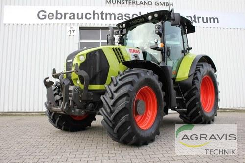 Claas Arion 640 Cebis Year of Build 2013 Olfen