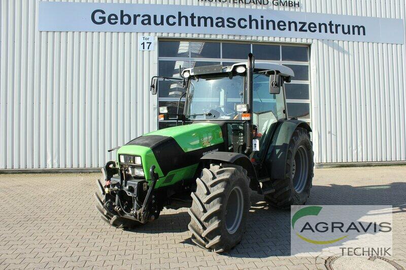 Deutz-Fahr 5085 D GS DT
