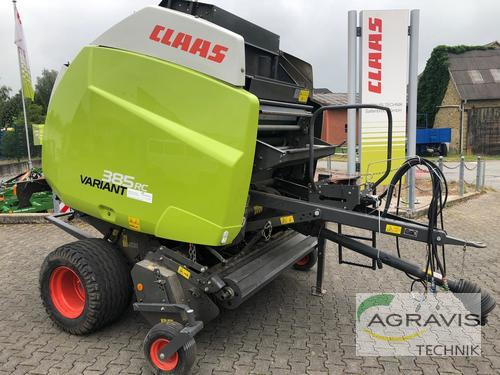 Claas Variant 385 RC Pro Year of Build 2016 Werl-Oberbergstraße