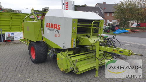 Claas Rollant 255 Uniwrap Year of Build 2007 Werl-Oberbergstraße