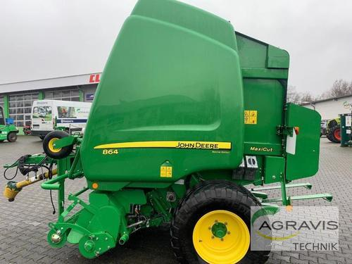 John Deere 864 Year of Build 2017 Werl-Oberbergstraße