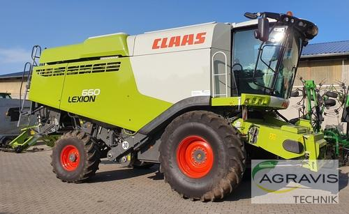 Claas Lexion 660 Year of Build 2020 Werl-Oberbergstraße