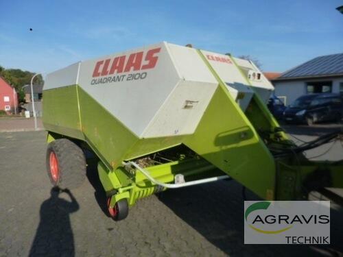 Claas QUADRANT 2100 R