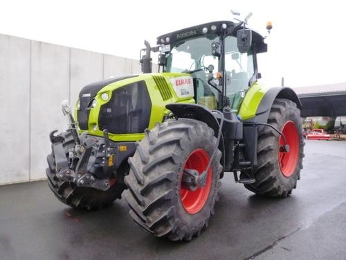 Claas Axion 870 Cmatic Baujahr 2017 Meschede