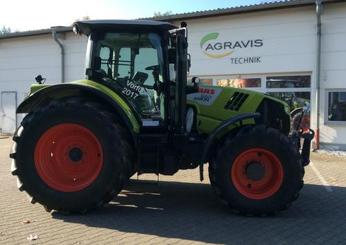Claas Arion 650 Cmatic Year of Build 2017 Meschede
