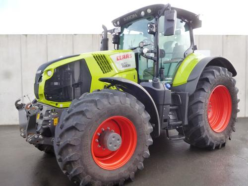 Claas Axion 870 Cmatic Baujahr 2018 Meschede