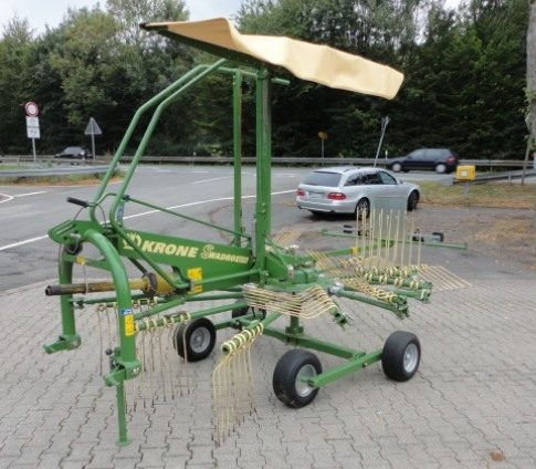 Krone Swadro 421/13 Year of Build 2015 Meschede