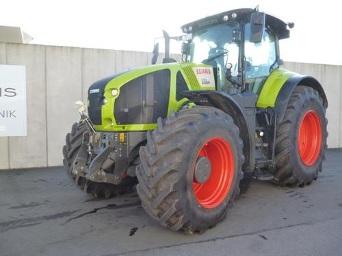 Claas Axion 920 Cmatic Årsmodell 2018 Meschede
