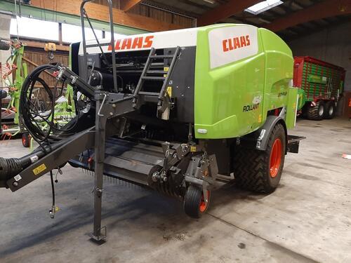 Claas Rollant 454 RC Uniwrap Baujahr 2018 Meschede