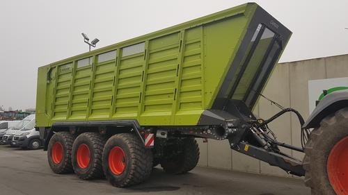 Claas Cargos 750 Año de fabricación 2018 Meschede