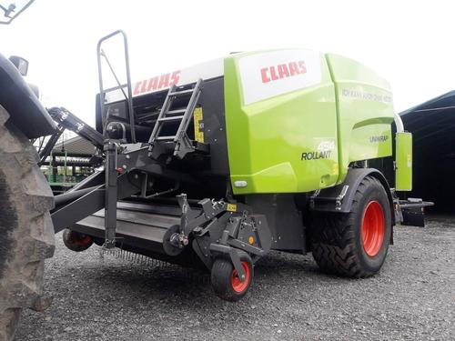 Claas Rollant 454 RC Uniwrap Årsmodell 2017 Meschede
