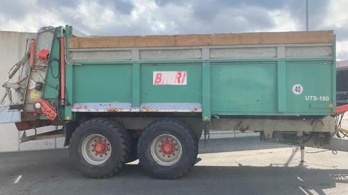 Briri Uts 160 T Godina proizvodnje 2009 Meschede