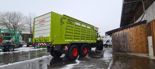 Claas Cargos 750 Trend Tandem Year of Build 2020 Meschede