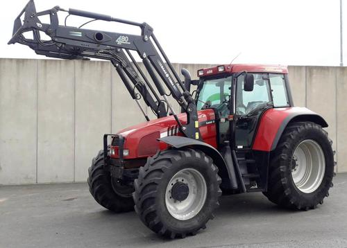 Case IH CS 120 Front Loader Year of Build 2003