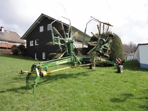 Krone Swadro 807 Year of Build 2014 Meschede
