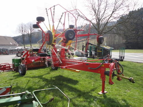 Pöttinger EuroTop 771 A Year of Build 2010 Meschede