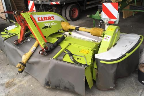 Claas Disco 3200 FC Profil Рік виробництва 2014 Meschede