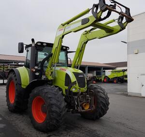 Traktor Claas ARION 640 CEBIS Bild 0