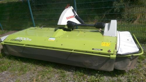 Claas CORTO 3200 FN PROFIL