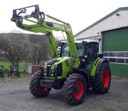 Claas Arion 420 CIS Frontlader Baujahr 2017