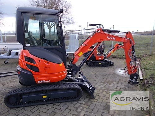 Kubota U 20-3 Nvgl Year of Build 2017 Olfen
