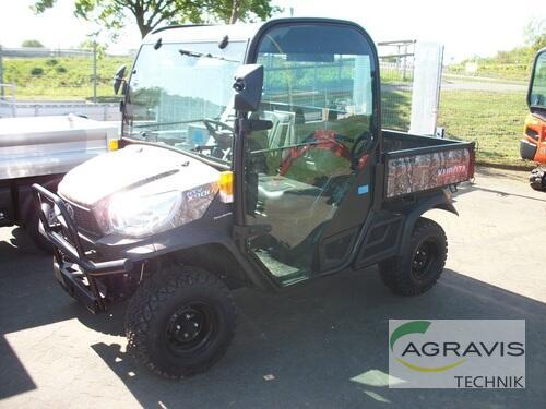 Kubota Rtv X900 Tr-Eu Camouflage W26tc50722 Baujahr 2018 Allrad