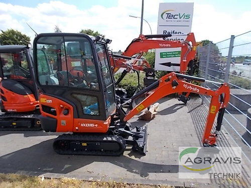 Kubota Kx 016-4 G Year of Build 2019 Olfen