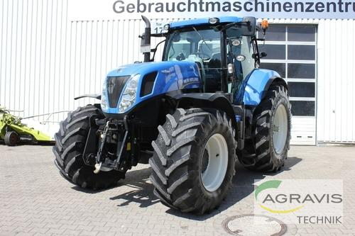 New Holland T 7.250 Auto Command Baujahr 2012 Olfen
