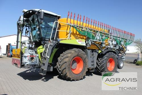 Claas Xerion 4000 Saddle Trac Årsmodell 2014 4-hjulsdrift
