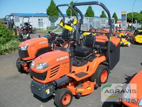 Kubota G 23 Ld Bodenentleerung Iso-Modell W26tc50723 Rok produkcji 2018 Olfen
